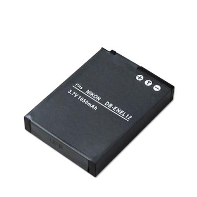 WELLY Nikon EN-EL12 / ENEL12 高容量防爆相機鋰電池