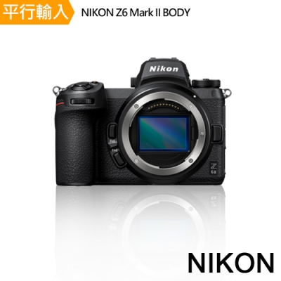 NIKON Z6 Mark II+Z 24-70mm 中文平輸