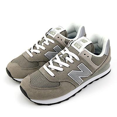NEW BALANCE-女休閒鞋WL574EG-B-灰
