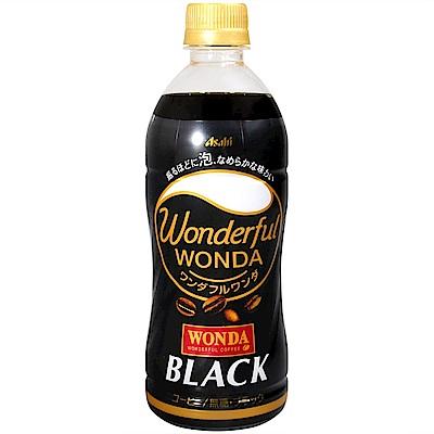 Asahi WONDA極咖啡-Black(500g)