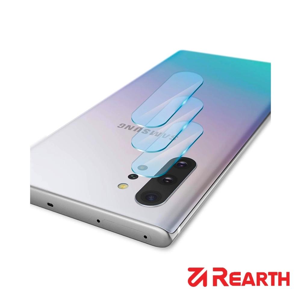 Rearth 三星 Galaxy Note 10/10+ 鏡頭保護貼(三片裝)