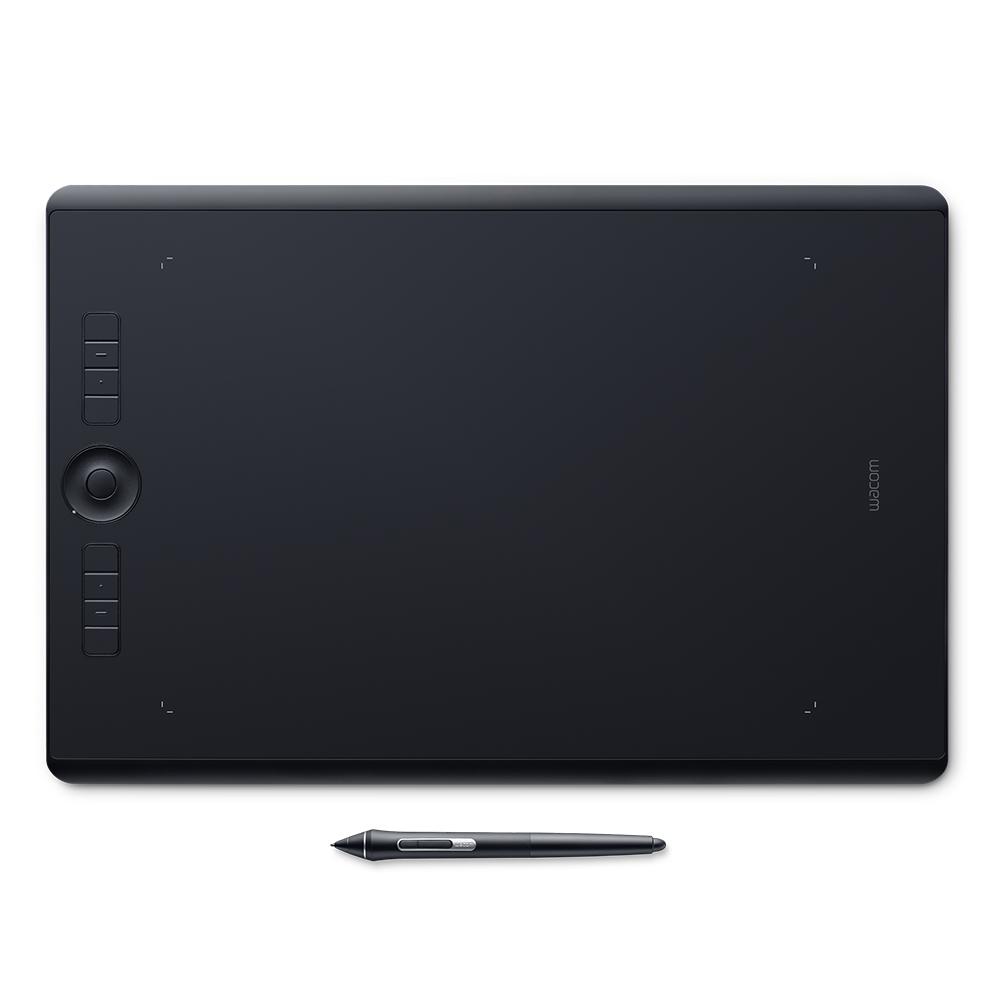 福利品-Wacom Intuos Pro Large 創意觸控繪圖板