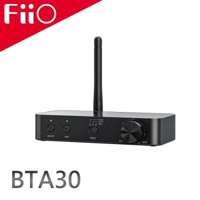 FiiO BTA30 HiFi藍牙發射接收器
