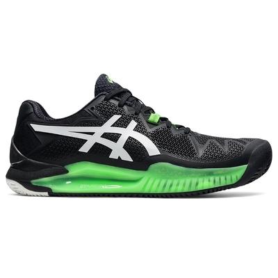 ASICS 亞瑟士 GEL-RESOLUTION 8 CLAY 男  網球鞋(紅土用)  1041A076-003