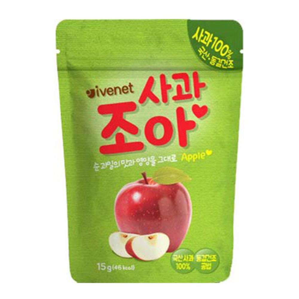 (即期品) 韓國 ivenet 艾唯倪 蘋果片 (天然水果乾)