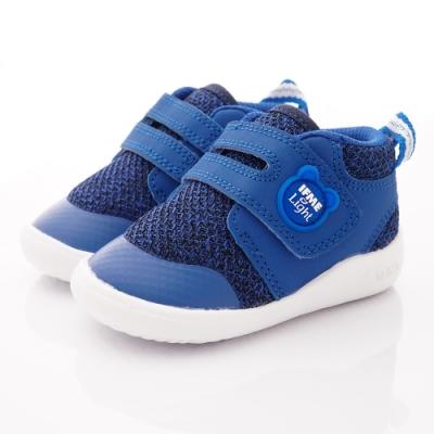 IFME健康機能鞋 Light超輕學步鞋款 NI70111藍(寶寶段)