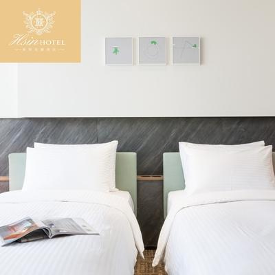 【嘉義】新悦花園酒店FUN鬆遊故宮專案-標準雙人房
