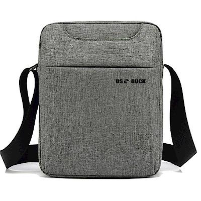 時尚商務單肩包UN-1718(灰)