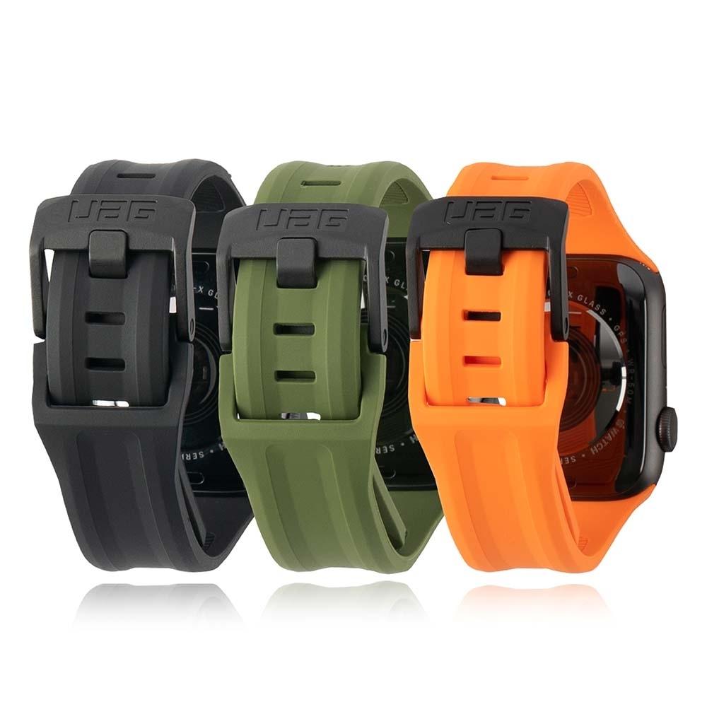 UAG Apple Watch 42/44mm 潮流矽膠錶帶