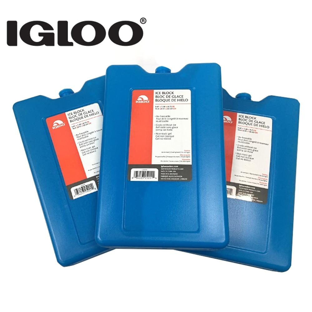 IgLoo 保冷劑 MAXCOLD 25201 L號 【三入一組】