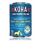 美國 KOHA 美國無穀犬用主食罐 369g