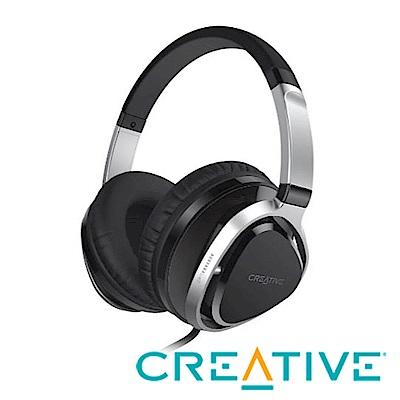 CREATIVE Aurvana LIVE!2 耳罩式耳麥 (黑)