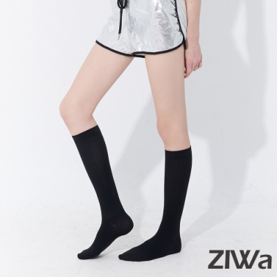 ZIWA 360D織紋分段加壓機能襪