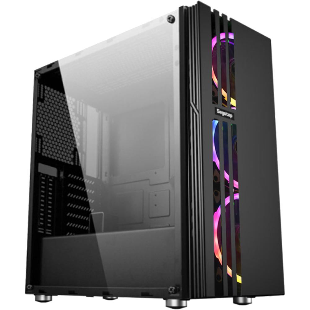 技嘉B360平台[破焰戰龍]i5六核RTX2060獨顯電腦