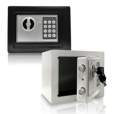迷你 保險箱 保險櫃 保管箱 密碼保險箱 17E 雙色可選