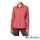 Columbia 哥倫比亞 女款- UPF50 快排長袖襯衫-桃紅 UAK26570FC product thumbnail 1