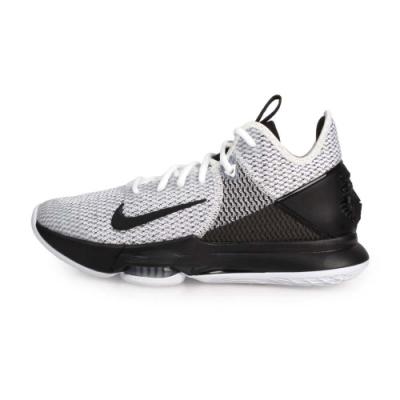 NIKE 男 限量-籃球鞋 LEBRON WITNESS IV EP 黑白