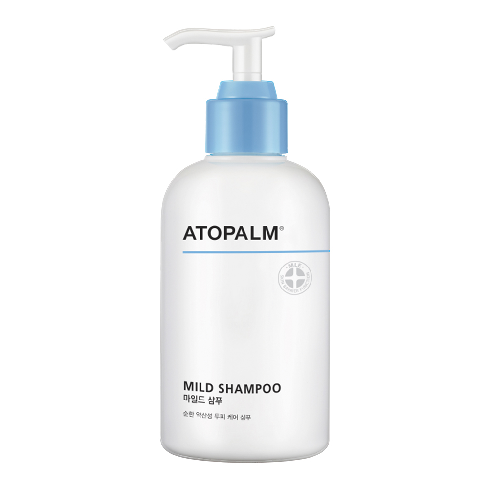 ATOPALM愛多康 舒敏溫和潔淨洗髮精300ml