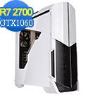 技嘉B450平台[聖堂精靈]R7八核GTX1060獨顯電玩機