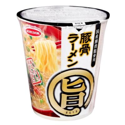 Acecook 旨味杯麵-豚骨風味拉麵 (58g)