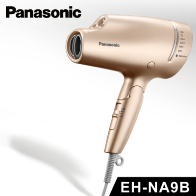 Panasonic 國際牌 奈米水離子吹風機 EH-NA9B (公司貨)