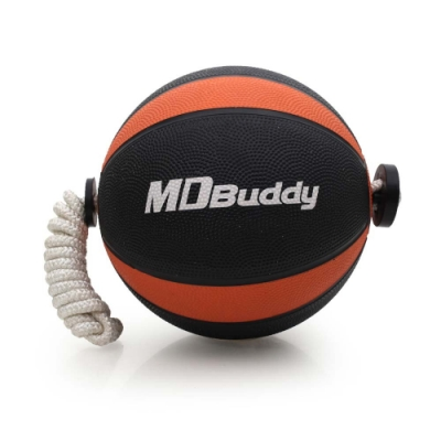MDBuddy 帶繩藥球4KG 隨機