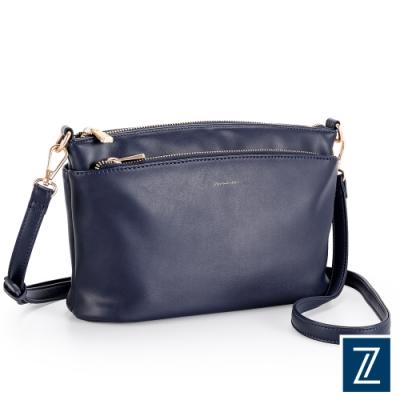 74盎司 Fashion三層兩用包[LG-928-FA-W]藍