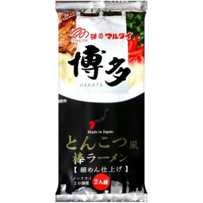 Marutai丸太 博多豚骨風味拉麵(185g)