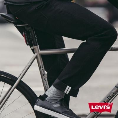 Levis 男款 511 低腰修身窄管牛仔褲 3M反光 彈性布料 吸濕排汗