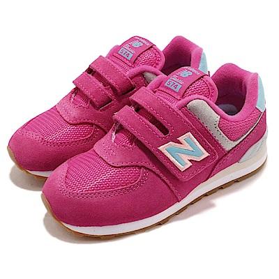 New Balance 慢跑鞋 IV574SCW 童鞋