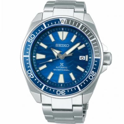 SEIKO PROSPEX 藍鯊潛水機械錶(SRPD23J1)45mm