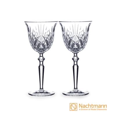 【Nachtmann】宮廷紅酒杯Palais(2入)