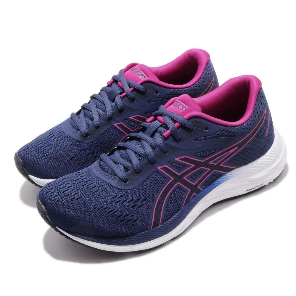 Asics 慢跑鞋 Gel-Excite 6 運動 緩震 女鞋 @ Y!購物