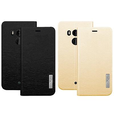 Metal-Slim HTC U11 Plus 流星紋站立皮套