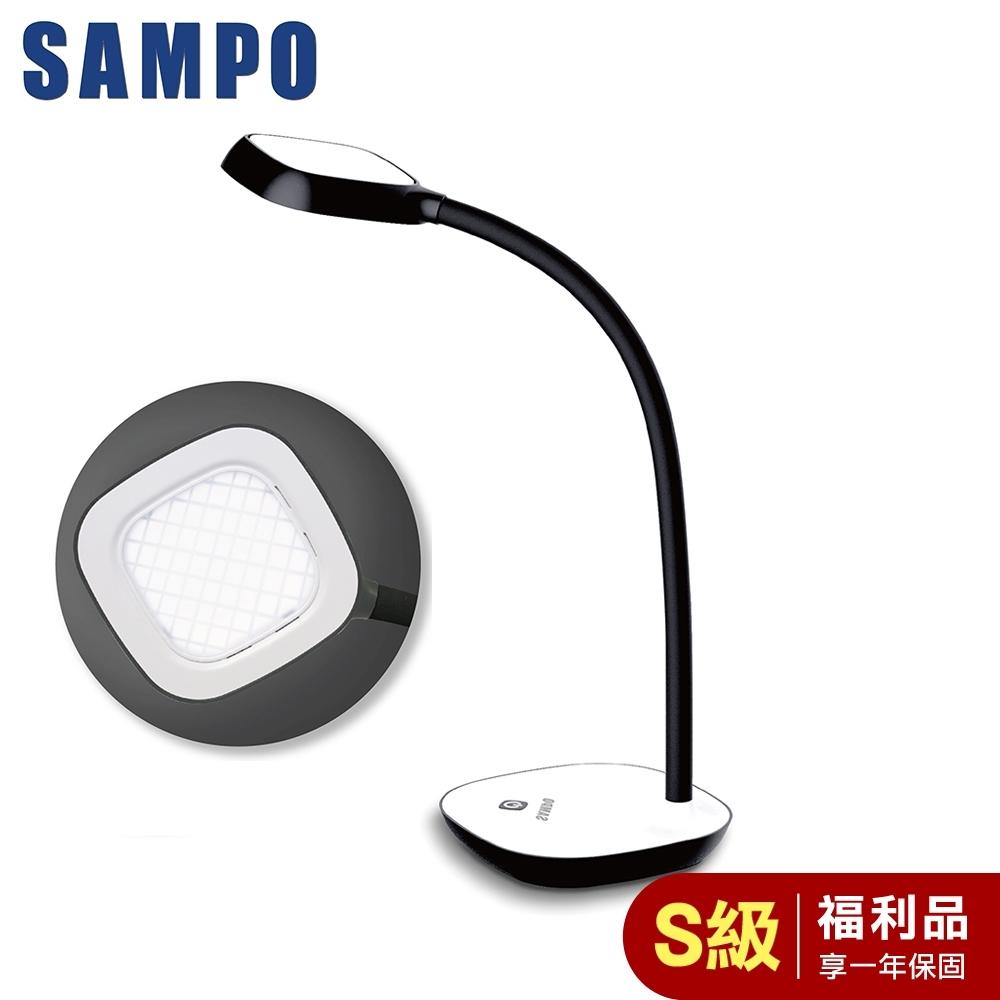 (福利品S級) SAMPO聲寶LED檯燈 LH-U1601EL