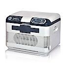 【安伯特】雙制冷/熱型 數位溫控車用行動冰箱 15公升汽車迷你小冰箱