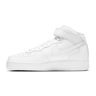Nike Air Force 1 中筒鞋 07 男休閒鞋-白-CW2289111