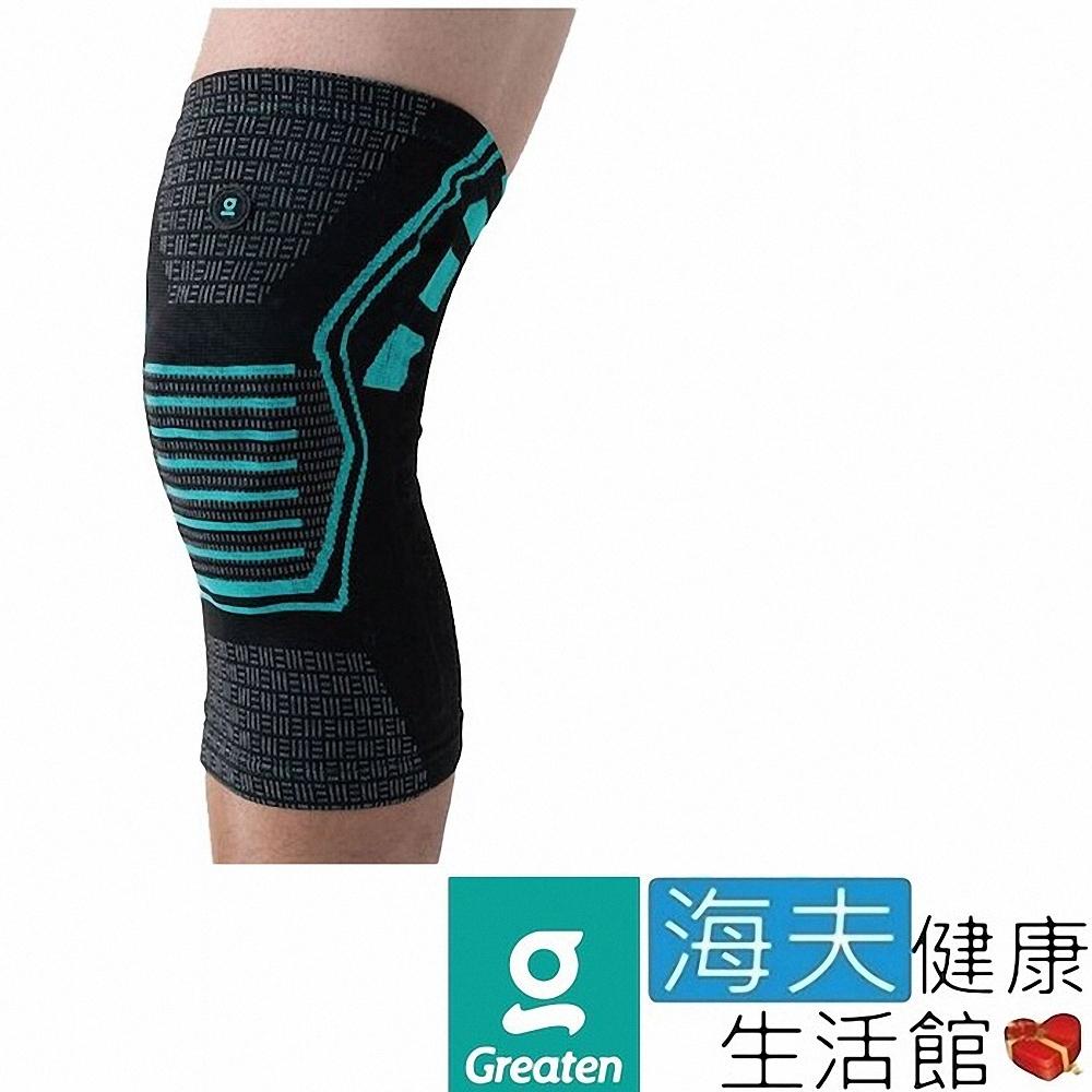 海夫健康生活館 Greaten 極騰護具 防撞支撐系列 加強型 支撐條 護膝_0009KN
