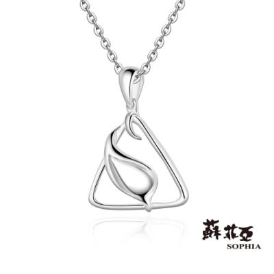 蘇菲亞 SOPHIA - 牽引純銀項鍊