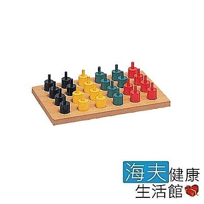 海夫 耀宏 YH246 雙圓柱插板 木釘插板