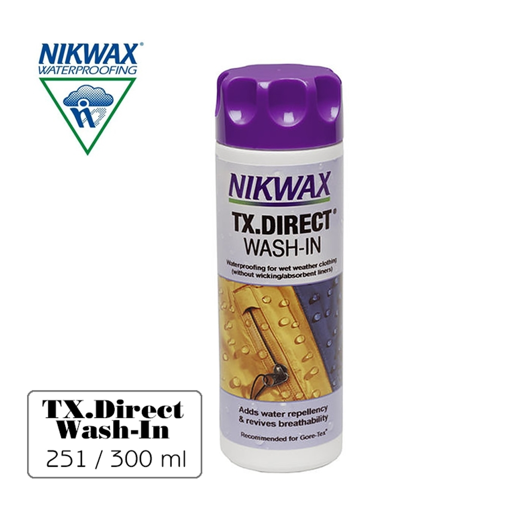 NIKWAX 浸泡式防水布料撥水劑 253 【1000ml】