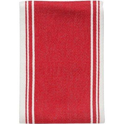 《NOW》純棉擦拭布(條紋紅)