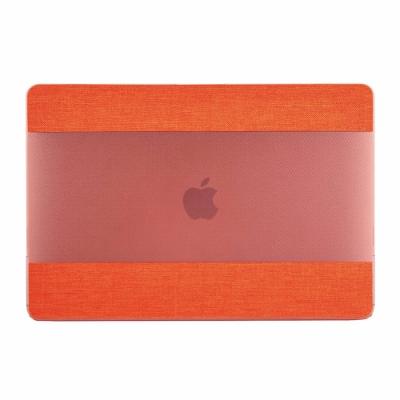 Proxa MacBook Air Retina 13吋 2018 舞龍布透明殼保護殼(耀眼橘)
