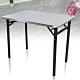 G+居家 MIT 430不鏽鋼折疊長桌(90X60公分) product thumbnail 2