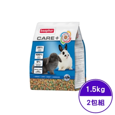 beaphar樂透-全方位+不挑嘴配方金牌成兔 1.5KG (2包組)