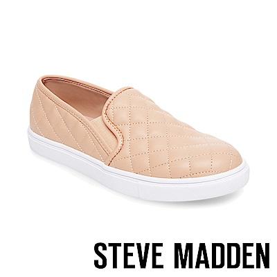 STEVE MADDEN-ECENTRCQ 平底懶人鞋-藕色