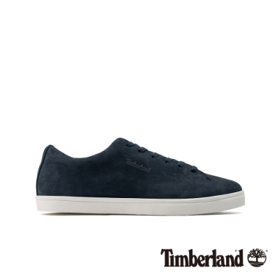 Timberland 男款海軍藍磨砂革牛津休閒鞋|A1Z9J
