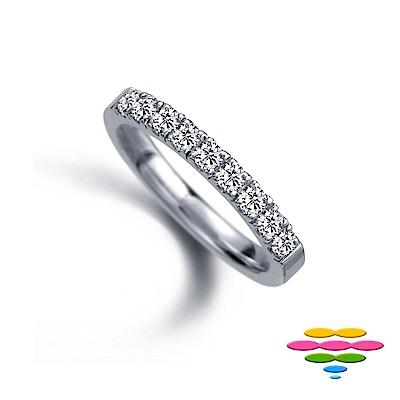 彩糖鑽工坊 鑽石 排戒&線戒 Elegance 11-15分鑽石 系列