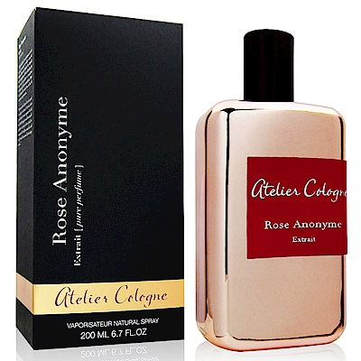 Atelier Cologne 暗夜玫瑰(無名玫瑰)(極致版)香水 200 ml(法國進口)