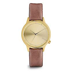 KOMONO Estelle Classic 腕錶-凋零玫瑰/36mm